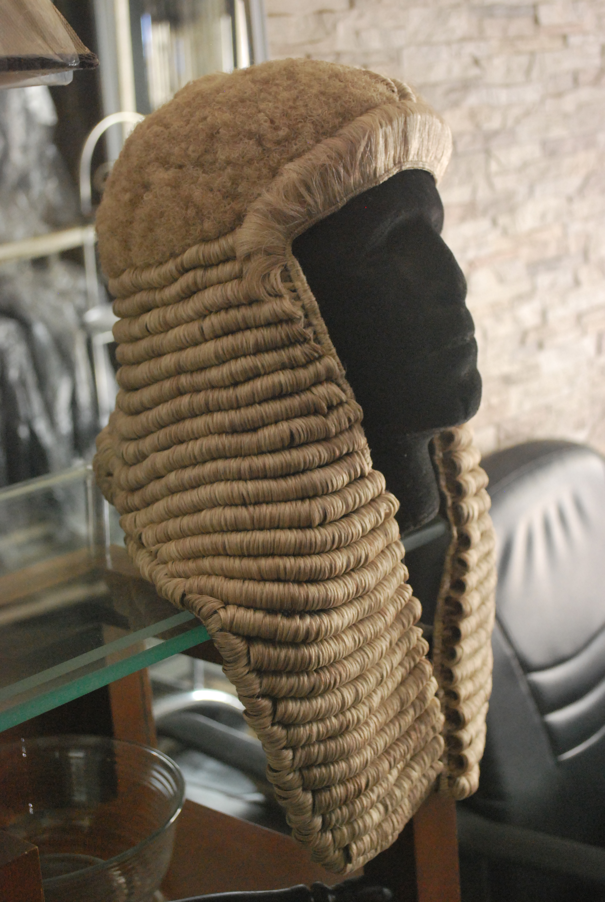 Full Horse Hair Bottomed Wig and Gown Set - Welcome to 9jalegal ...