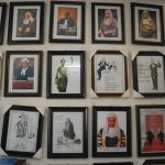Legal Collections Nig Ltd Wall Frames