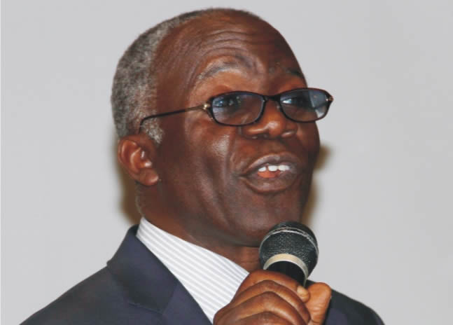 $2.1bn arms deal: Falana drags Dasuki, others before ICC