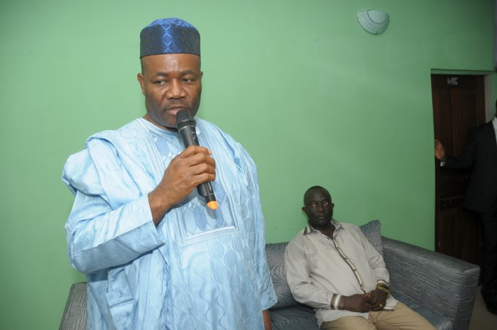 Ex-Akwa Ibom Governor, Godswill Akpabio, Denies Link With Niger Delta Avengers