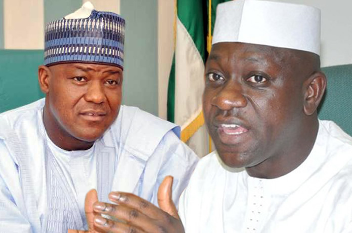 Govs close to Dogara blocking me from meeting Buhari –Jibrin