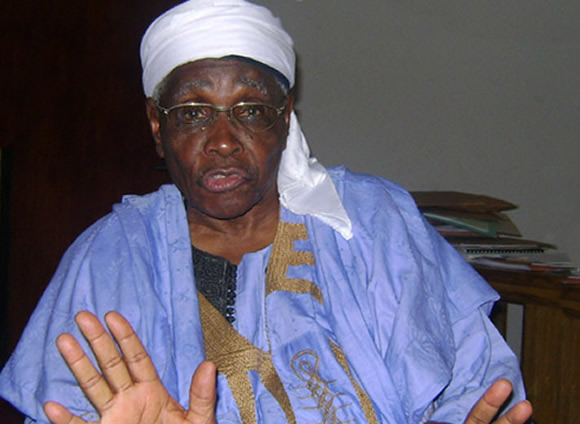 Nigeria's unity negotiable, says Prof. Ango Abdullahi