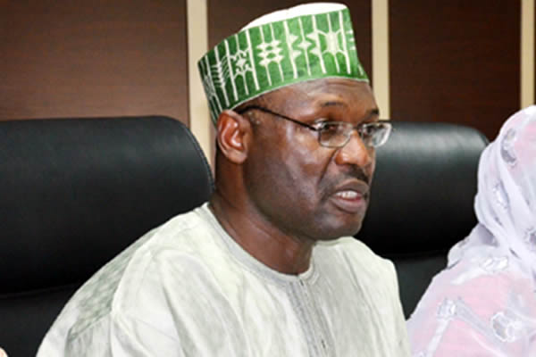 INEC awaits EFCC's report on officers