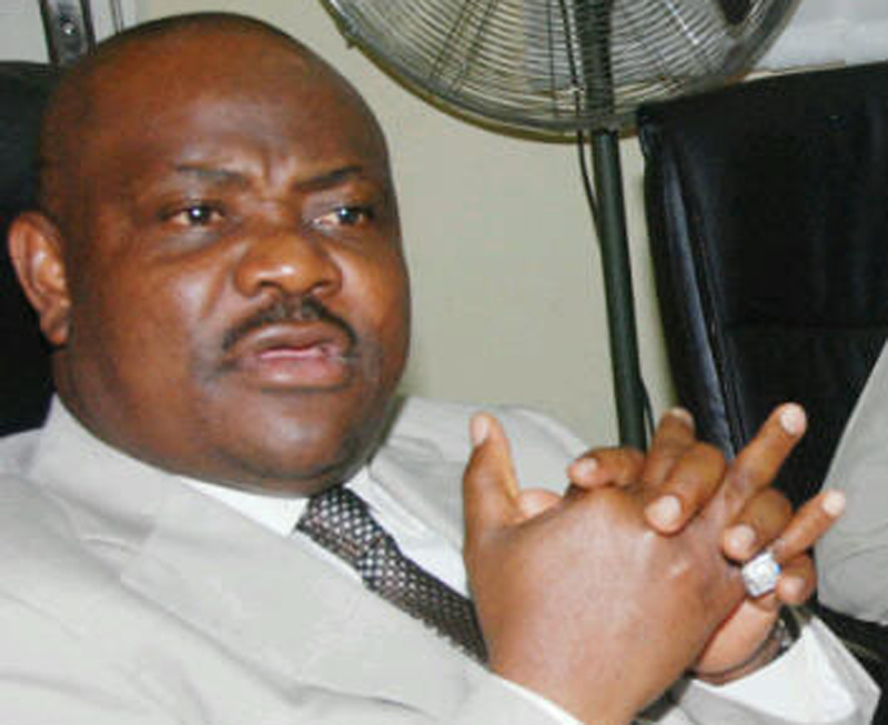DSS concocting false stories, says Wike