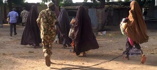 Govt Denies Swapping Boko Haram Insurgents for 21 Chibok Girls