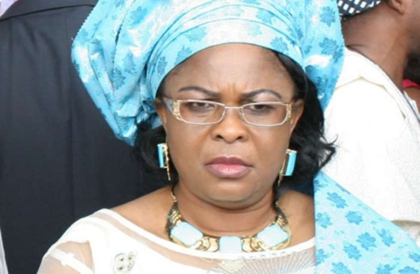 For Freezing My U.S.$15 Million, EFCC Should Pay Me Extra $200 Million, Patience Jonathan Tells Court