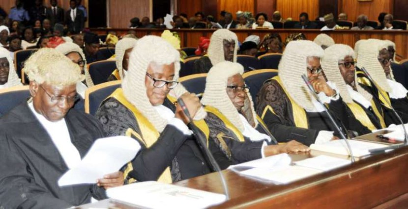 It Is Official - Nigeria Supreme Court Judges Accused of Corruption Step Down