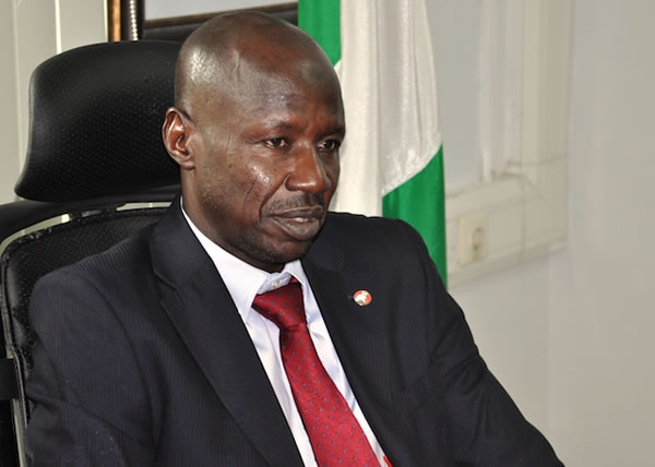 Unremitted N450bn: EFCC to grill Jonathan's ex-ministers, perm secs