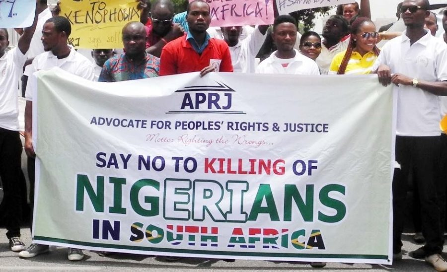 South African Police Kill, Abduct Nigerians