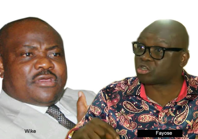 Wike's audio leak: Govs block DSS from monitoring calls