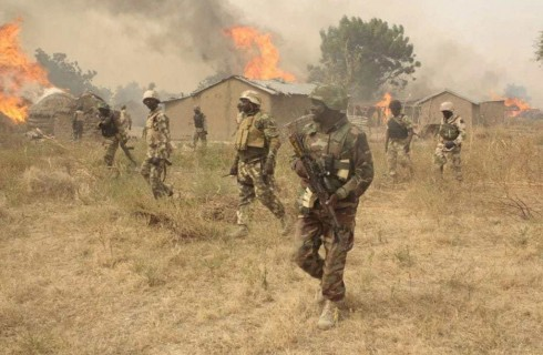 Chibok, Sambisa and the Struggle for Liberation
