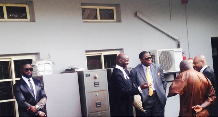 I can't see you in chambers, judge tells Fani-Kayode's lawyer