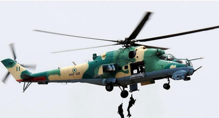 We flew 6,773 hours in 2016 fighting Boko Haram – NAF