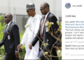 My father loves Nigeria with a passion, says Zahra Buhari