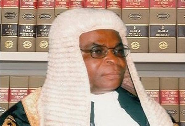 Onnoghen becomes CJN, gets GCON