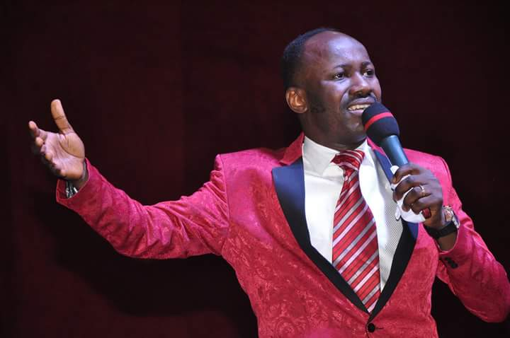 Apostle Suleman demands apology, N1bn from Keyamo